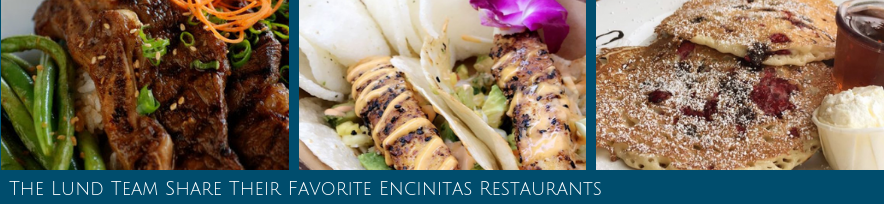 encintas california restaurant food photos