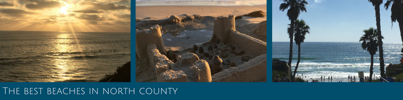 north county California family friendly beaches
