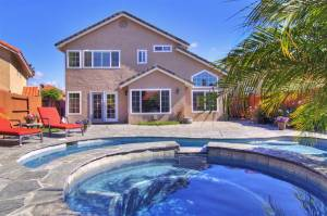 Oceanside home for sale with pool