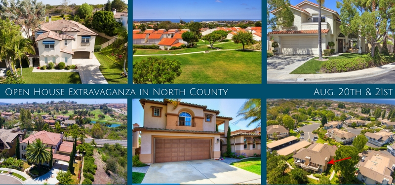 North County Open Houses